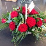 Red Rose basket, £35.00
