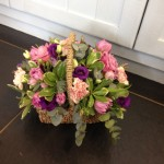 Basket arrangement £30