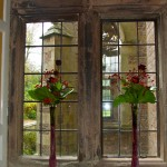 Autumn Lily Vases